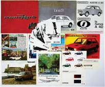 INNOCENTI mixed lot with 24 pieces Innocenti sales