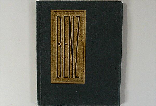 1412:  Description English:   BENZ & CIE., c. 1913, sal