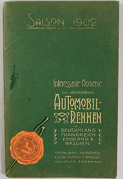 1424:  Description English:    automobile racing 1902 b