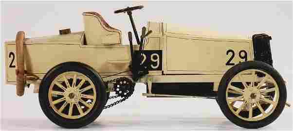 DE DIETRICH '30s, handmade model car, De Dietrich 30 HP