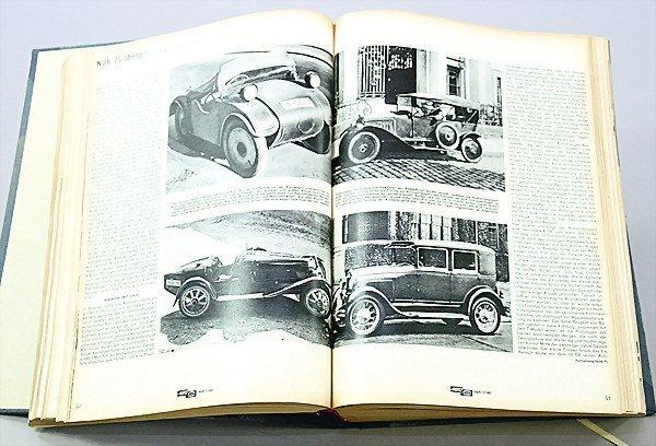 21: Das Auto, Motor und Sport magazine 1961 year, bound
