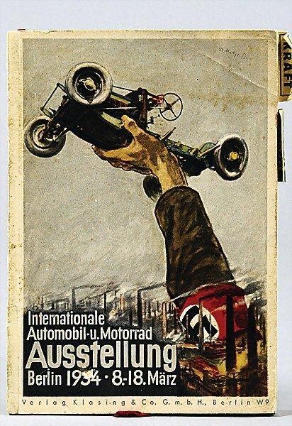 564: international automobile and motorbike exhibition