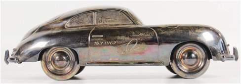 PORSCHE silver model (925 Sterling silver) personal