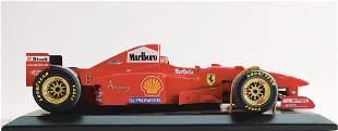 FERRARI / PAUL´S ART MODELS wonderful model car Ferrari