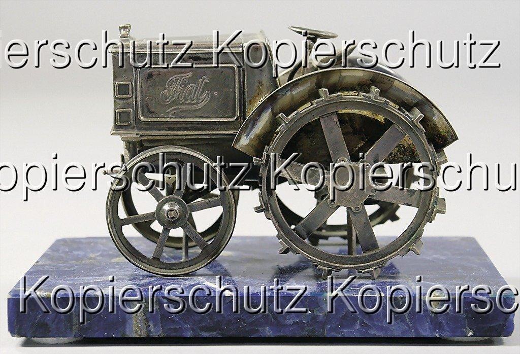 2201: FIAT desk model, Fiat type 702 (Bj 1919-24); on a