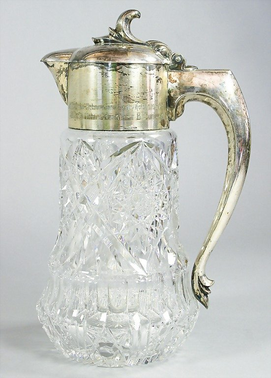 38: FICHTENHAIN-BAHN RACE 1927 trophy, 2nd price, motor