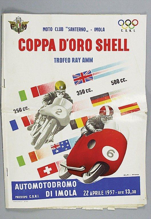 40: program Coppa d'Oro Shell 250/350/500 ccm, Autodrom