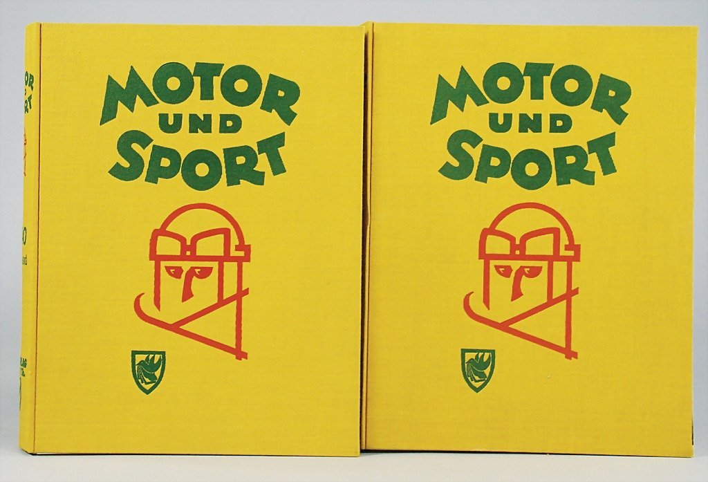 """45: magazines """"Motor und Sport"""" completely year from 19"""