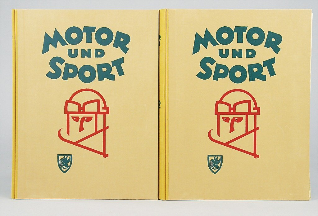 """47: magazines """"Motor und Sport"""" completely year from 19"""