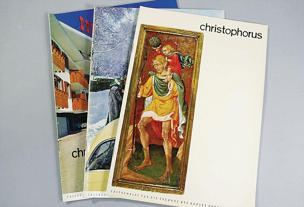 "104: PORSCHE magazine ""Christophorus"" year 1960, No. 48"