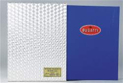 "132: book: ""Bugatti"" by Conway/Sauzay, in a slipcase, N"