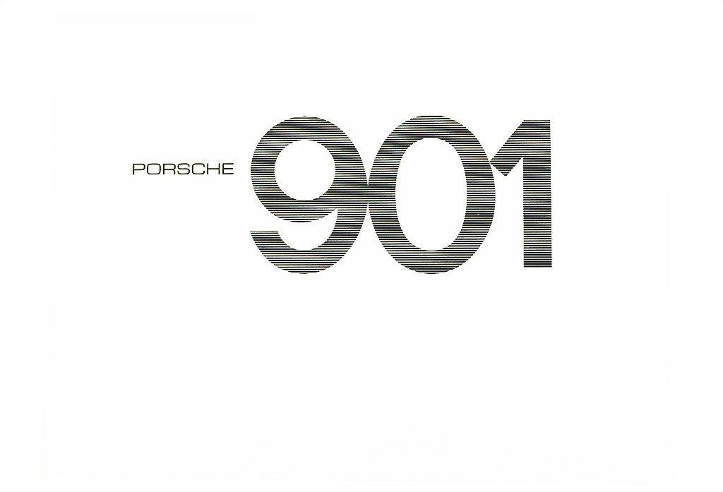 3000: PORSCHE folder in English, probably September 196