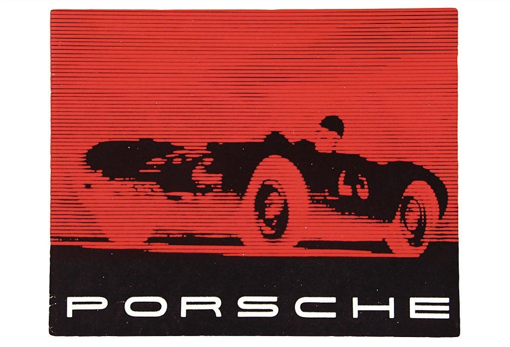 3020: PORSCHE Canada, folder Porsche 356 B 1600/1600 S/