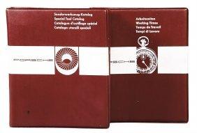 PORSCHE No. 1: Catalog Of Special Tools Edition O