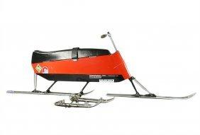 PORSCHE/AROVA Ski-bobsled Type 212 By 1971 With S