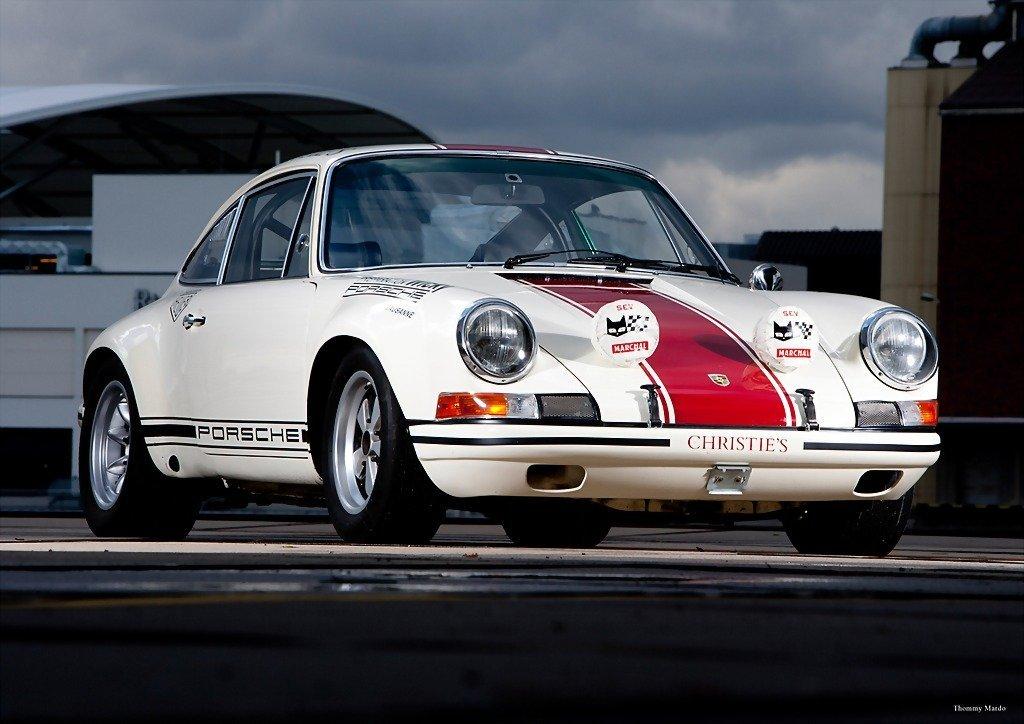 3401: 1970 Porsche  1970 911S 2.2 transformed as a 2.3