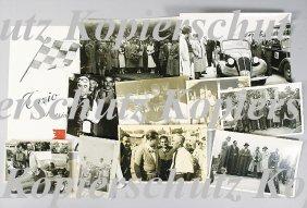 TAZIIO NUVOLARI Mixed Lot Of 14 Pieces, 1x Brochu