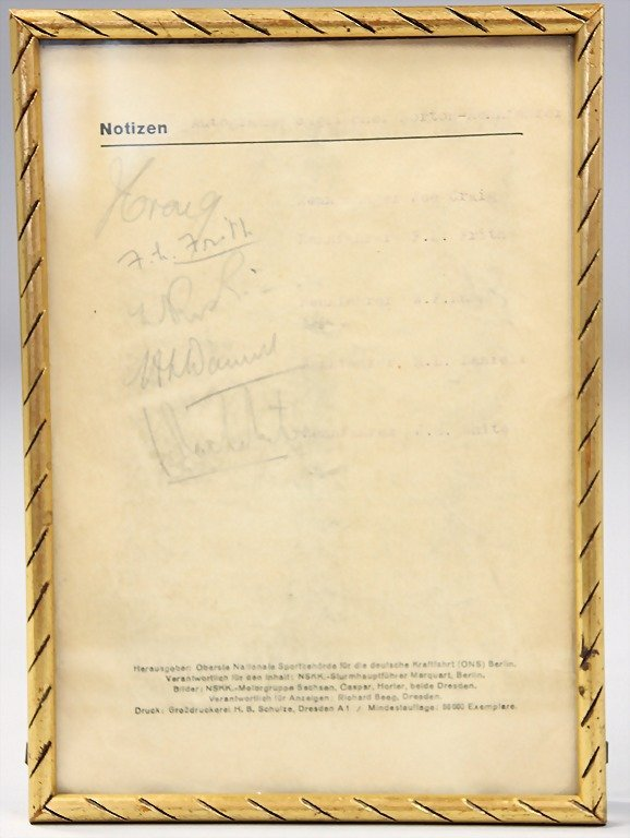 5: signed document (notepad by the ONS/ NSKK); signed N