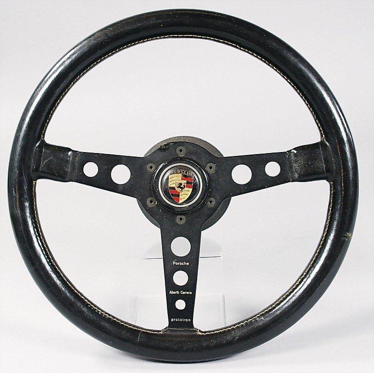 1520: PORSCHE/ CARRERA ABARTH/ MOMO, original steering