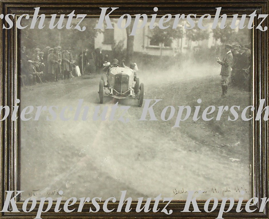 5009: RUDOLF CARACCIOLA, mixed lot of 2 original B/W ph