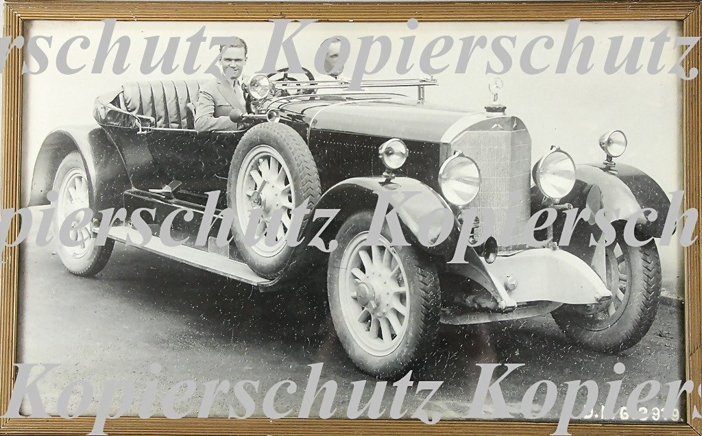 5010: RUDOLF CARACCIOLA, mixed lot of 3 original B/W ph