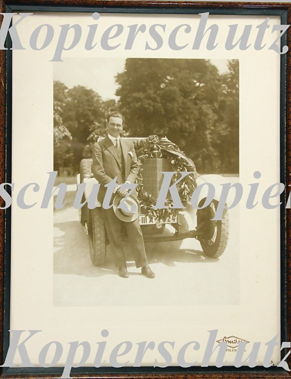 5013: RUDOLF CARACCIOLA, probably photo after a South G