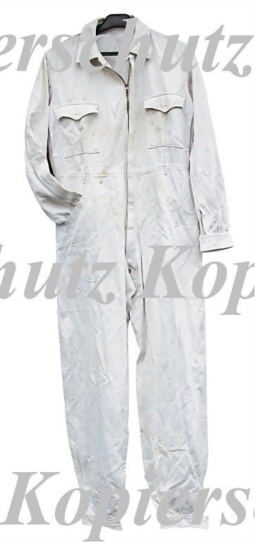 5043: RUDOLF CARACCIOLA, racing driver suit, was also w