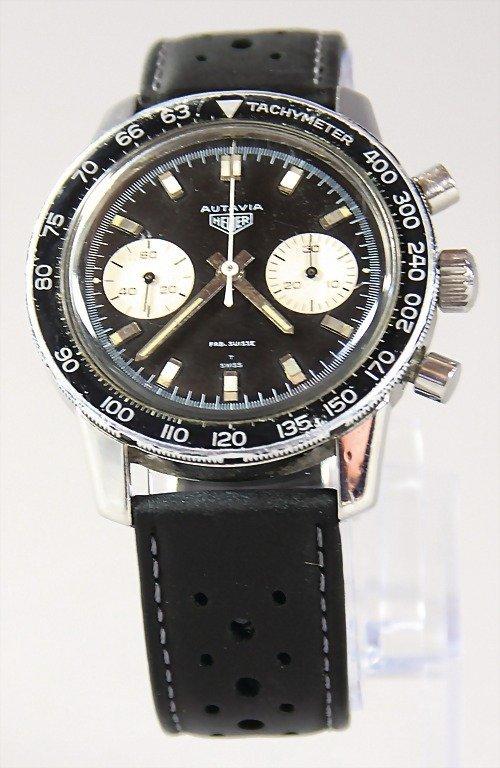 2778: HEUER, men's watch, Autavia chronograph 7763 T, l