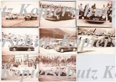 PORSCHE mixed lot of 8 new copies of the original nega