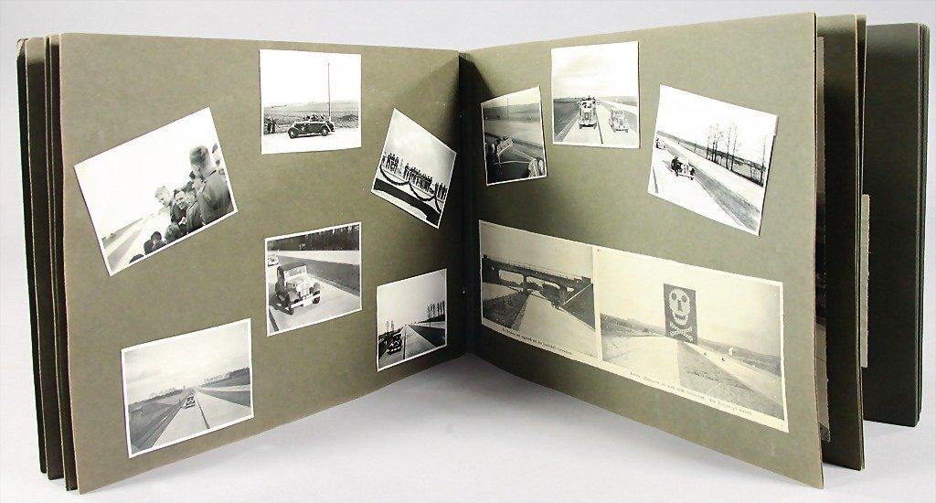 photo album opening highway A 2 Braunschweig-Lehrte,