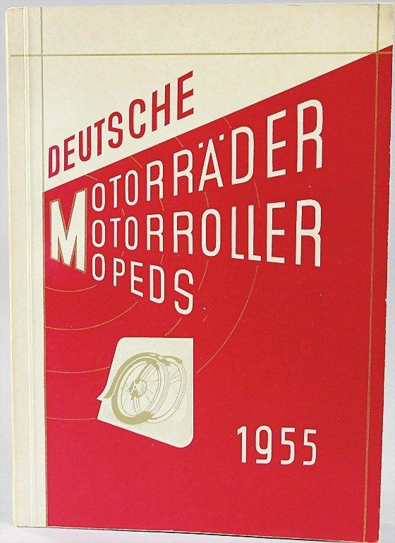 """Motor-Presse-Verlag GmbH Stuttgart, book: """"Deutsche"""