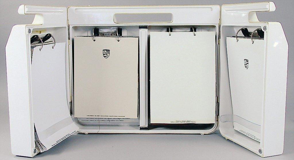 PORSCHE, sample bag types 911 (964) Carrera and Turbo,