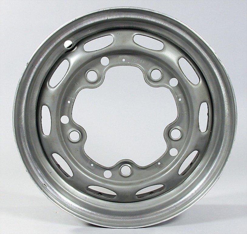 PORSCHE, March 1963, steel/aluminum wheel type 718