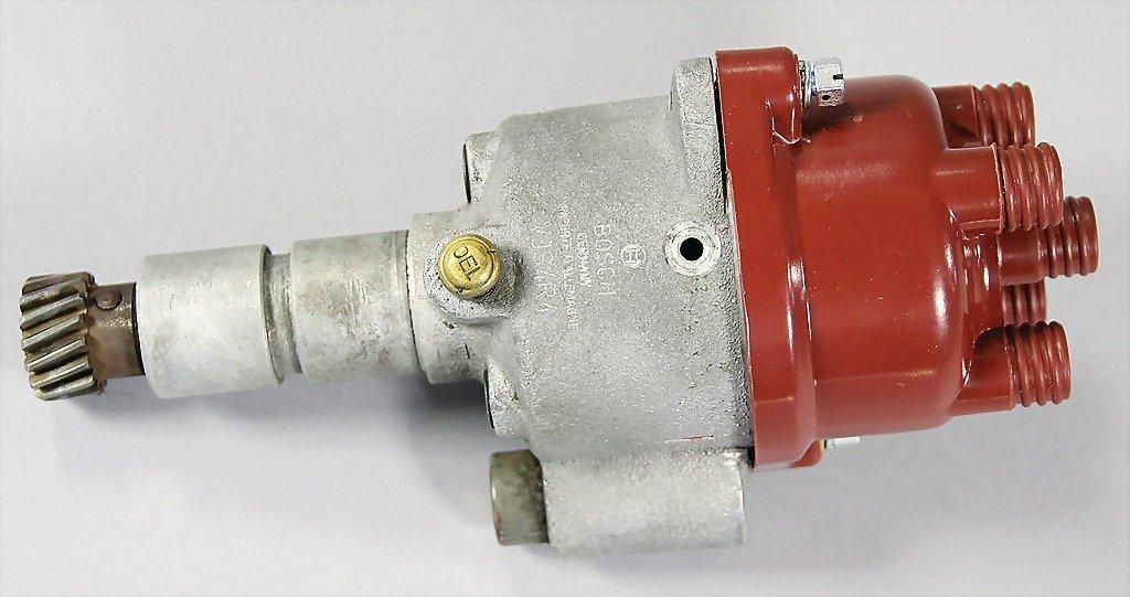 PORSCHE/ BOSCH, ignition distributor, type VJS 4R4, for