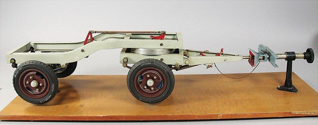 WERNER DEGENER '50s, driving school model, brand Höhn w - 2