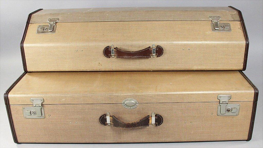 KARL BAISCH 2-pieces car suitcase-set MERCEDES-BENZ Pon