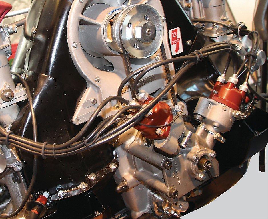 PORSCHE Porsche 904 engine type 587/3, No. 99047, from - 2