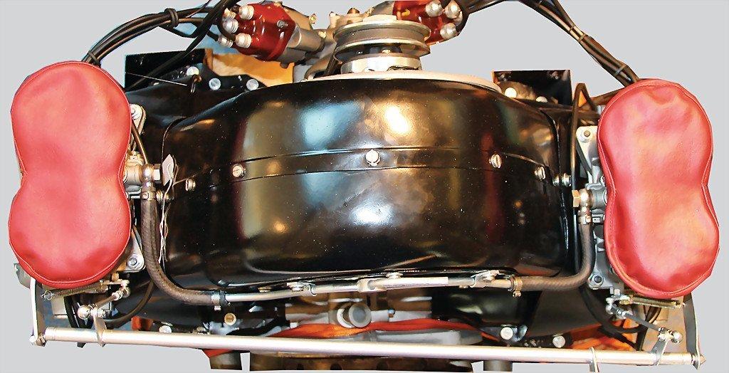 PORSCHE Porsche 904 engine type 587/3, No. 99047, from - 3