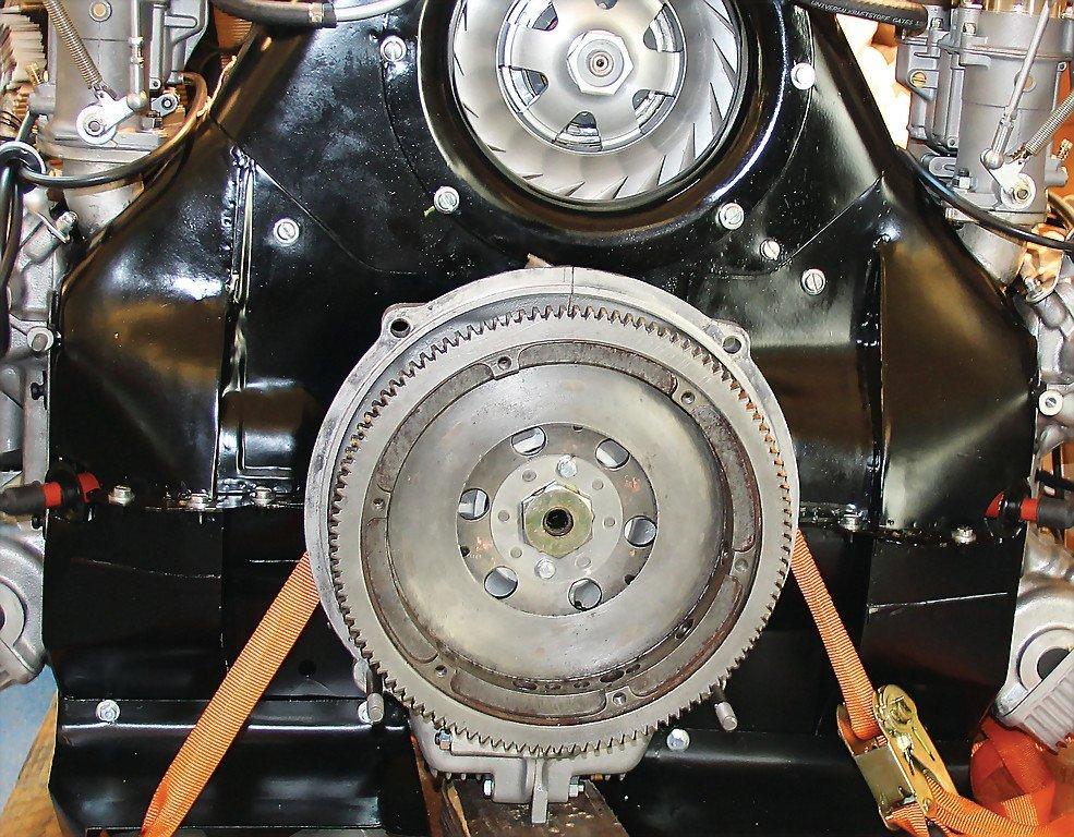 PORSCHE Porsche 904 engine type 587/3, No. 99047, from - 4