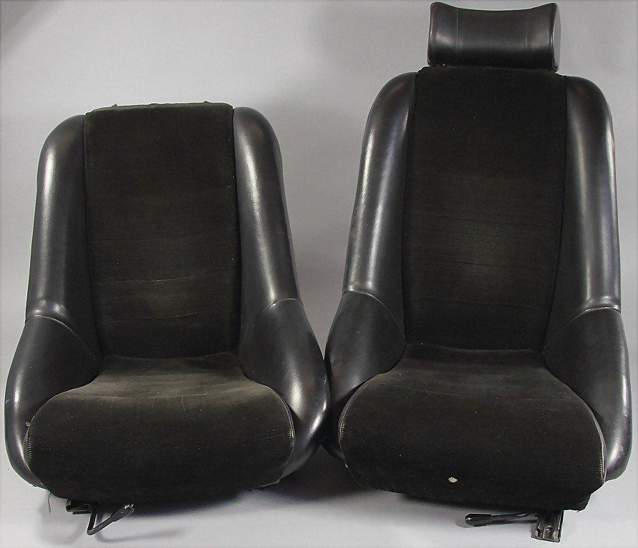 PORSCHE/RECARO 2 Recaro sport seats for Porsche ST with