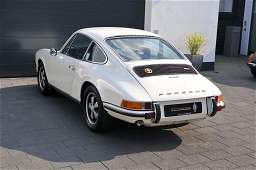 PORSCHE 911 S 2.4 1972 chassis number: 9112301549,