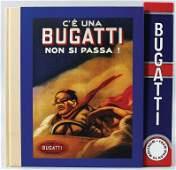 "BUGATTI book ""From Milan to Molsheim"", limited book"