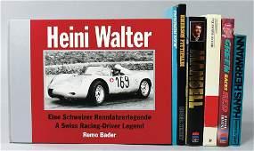 7 autographed books No 1 Hans HerrmannIch habe