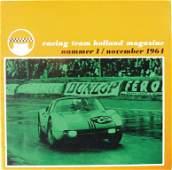 PORSCHE RACING TEAM THE NETHERLANDS brochure number