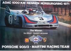 MARTINI INTERNATIONAL CLUB/ Porsche mixed lot consist