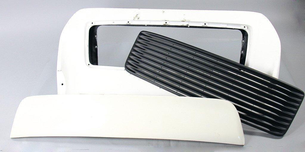 PORSCHE rear spoiler for Porsche 993, in 3 parts, NOS