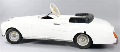 ROLLS-ROYCE '60s pedal car for children RR Silver Cloud