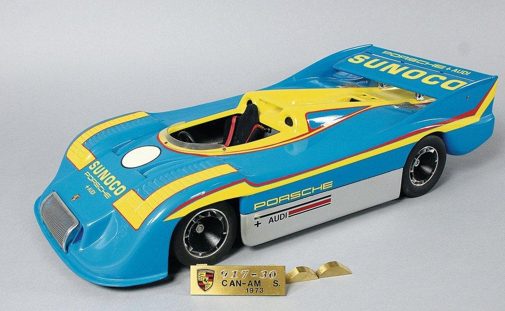 PORSCHE 917/30 SUNOCO Handiwork model by a former