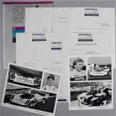 PORSCHE/LÖWENBRAU RACING TEAM Press kit race year 1985