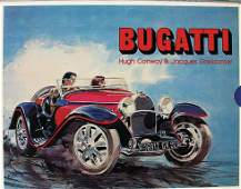 """Book: """"Bugatti"""" by Conway and Greilsamer, ISBN-No."""